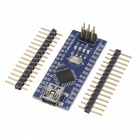 Nano V3.0 ATMEGA328P Development Board for Arduino - Blue