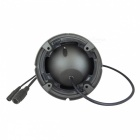 HOSAFE 2MD3G 2.0MP 1080P Dome Outdoor IP Camera - Black (US Plugssss)