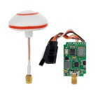 TX600 5.8G 600MW Lightweight Mini Image Transmission FPV + Antenna