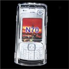 Crystal Case for Nokia N70