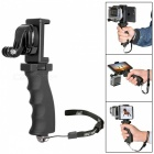 Fat Cat Hand Grip Stabilizer w/ Cellphone Clamp for GoPro Hero 4 / 3+ / 3 / 2