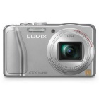 Panasonic DMC-TZ30 Super Zoom Digital Camera - Silver