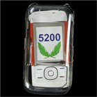 Crystal Case for Nokia 5200