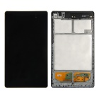 Skiliwah ME370T LCD Display Touch Screen for 2013 Google NEXUS7, Asus ME571K Gen 2nd - Black