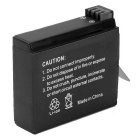 Fat Cat AHDBT-401 Battery w/ Charger for GoPro 4 - Black (2*1680mAh)