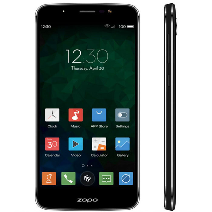 "ZOPO Speed 7 Plus MTK6753 5.5"" IPS Octa-Core Android 5.1 Phone w/ 3GB RAM£¬ 16GB ROM - Black"