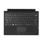 Mini Smile Bluetooth Touch Keyboard for Surface Pro 3 - Black
