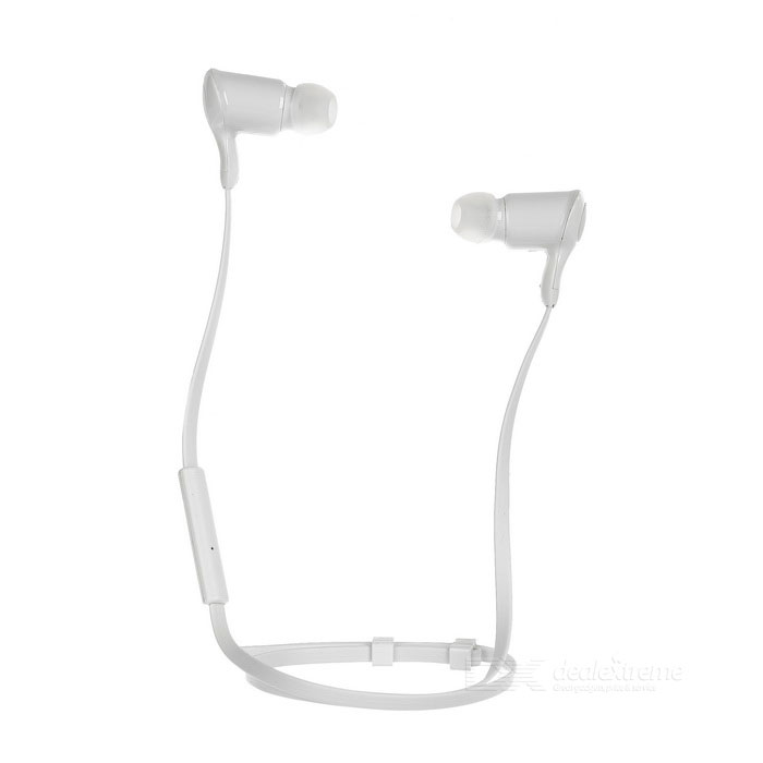 In-Ear Wired Earphones w/ Mic. for IPHONE, MP3 /4 + More - White