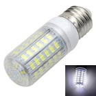 Marsing E27 12W LED Bulb Lamp Bluish White Light 56-SMD (AC 220~240V)
