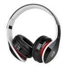 VYKON MX777 Universal Bluetooth V3.0 Mega Bass Headband Headphone w/ Mic & FM & TF Slot for Computer