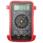 UNI-T UT30A Palm-Size Digital Multimeter - Red + Grey (2 x 6F22)