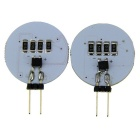G4 3W LED Modules Cold White / Warm White 300lm 12-SMD 5050 (12V/2PCS)