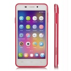 "DOOGEE LEO junge DG280X Android 4.4.2 Quad-Core-Phone 3G w / 4,5 ""IPS, 4GB ROM, 5 + 1.2MP - Deep Pink"