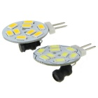 G4 3W 9-LED Modules Set Warm White / Cool White 300lm (10~20V / 2PCS)
