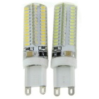 G9 5W LED Lights Warm White / Cold White 480lm 96-SMD (2PCS)