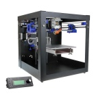 Geeetech Me Creator FDM Mini 3D Printer w/ MK8 Extruder - Black (1.75mm filament / 0.3mm Nozzle)