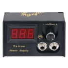 D100 Power Supply for All Kinds of Tattoo Machines - Black
