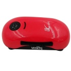 VESKYS Mini GSM / GPRS GPS Realtime Tracker for Elder, Kid, Pets - Red