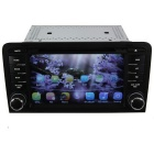 "7.0"" HD Capacitive Screen Smart Android 4.4.4 OS Car GPS Navigation DVD Player for Audi A3 2003~2012"