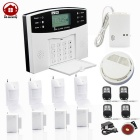 AG-security GSM Wireless Home Burglar Security Alarm System w/ LCD Display (EU Plug)