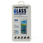 Clear Tempered Glass Screen Guard for Samsung i9500 / S4 - Transparent