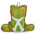 LOCAL LION Outdoor Radsport Wasserdicht Anti-Riss-Polyester Bag - Green (15L)