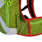 LOCAL LION ciclismo impermeável anti-tear saco de poliéster - verde (15L)