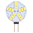 G4 3W Car LED Reading Lamps Cold White 7000K 180lm SMD 5730 (5PCS)