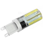 G9 3W 72-LED blanco frío luz regulable 3014 SMD - blanco + beige (5PCS)