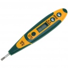 "0.7"" LCD AC/DC Voltage Tester Screw Driver with Blue Backlit (12V~250V)"