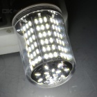 E27 6W LED Lamp White Light 6000K 1100lm 138-SMD 4014 (AC 220V)