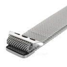 Mini Smile Watch Band w/ Magnetic Clasp for APPLE WATCH 38mm - Silver