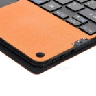 Mini Smile Bluetooth Touch Keyboard for Surface Pro 3 - Orange