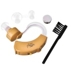 Behind Ear Sound Voice Amplifier Hearing Aid (1*L1154)