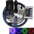 JIAWEN 24W LED Light Strip RGB 800lm 300-SMD 5050 (DC 12V / 500cm)
