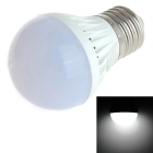 JIAWEN E27 5W LED Light Bulb Cool White 400lm 10-3528 SMD (AC 220V)