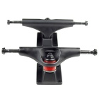 TB 195mm Skateboard Longboard Trucks - Black (Pair)