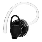 Cwxuan Bluetooth V4.0+EDR Voice Prompt Music In-Ear Earphone - Black