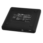 USB 2.0 DVD-RW External Drive - Black