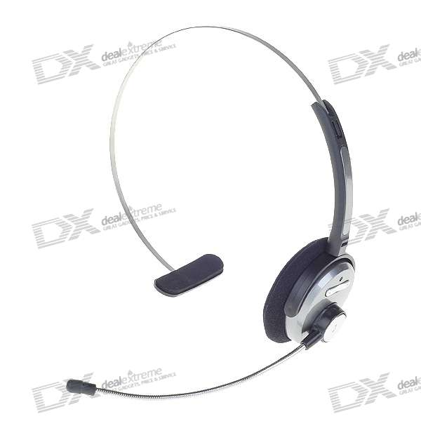 SX-923 Bluetooth 2.0+ERD Handsfree Headset with Microphone and Music Controls
