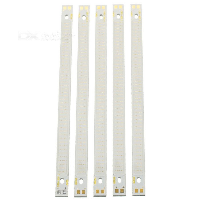 4W 88-COB LED Light Modules Blue Light 460nm 60lm - Silver + White (DC 12~14V / 5 PCS)