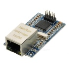 W5100 TCP / IP interface SPI module de réseau ethernet - bleu