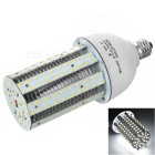 E27 30W LED Corn Bulb Lamp White Light 5767K 3148lm 190-SMD 3528 - White (AC 100~277V)