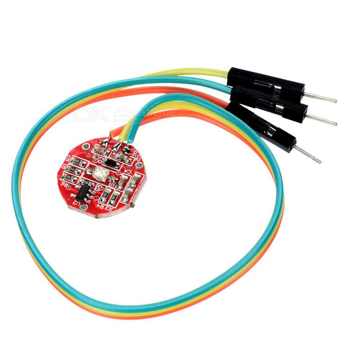 KEYES XD-58C Pulse / Heart Rate Sensor Module for Arduino - Red