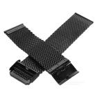 Coarse Wire Pattern Watch Band for APPLE Watch 42mm - Black