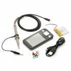 "DS0201 2.8"" LCD Pocket Mini Oscilloscope V1.5 Complete Kits (Micro SD/TF Card Slot)"