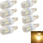 YouOKLight E14 5W LED Corn Bulb Lamp Warm White Light 3000K 480lm 24-SMD 5730 (220~240V/ 8PCS)