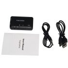 3.5mm Bluetooth Stereo Audio Transmitter for IPHONE, Tablet PC - Black