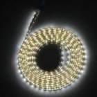 JIAWEN 30W 2400lm 300-SMD 5050 LED Cold White Light Strip (500cm)