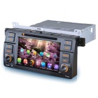 "Smart Android 4.4.4 OS Car GPS Navigation DVD Head Unit w/ 7"" HD Capacitive Screen for BMW E46 M3"